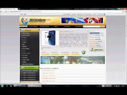 How to download AVG Antivirus Full for free 2011