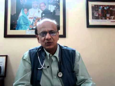 Padma Shri Awardee Dr KK Aggarwal on All kids need cholesterol tests as per new guidelines in Hindi