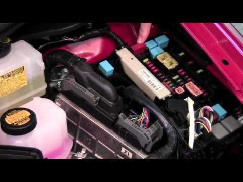 2012 Toyota Prius Jump Start How To By Toyota City