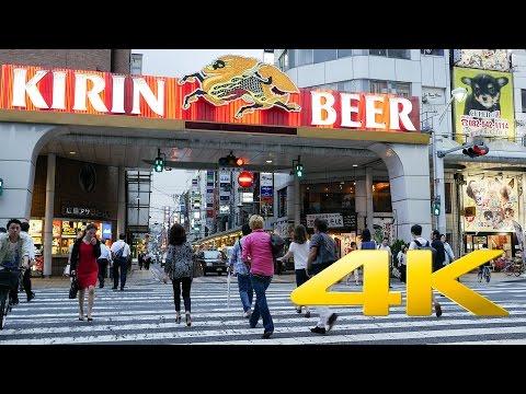 Hiroshima Hondori Arcade & Okonomimura - 本通 お好み村 - 4K Ultra HD
