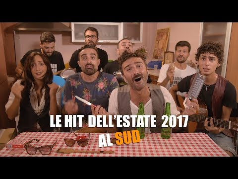 Le HIT dell'ESTATE 2017 al SUD