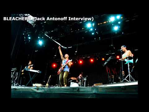 Interview with Jack Antonoff of the band Bleachers