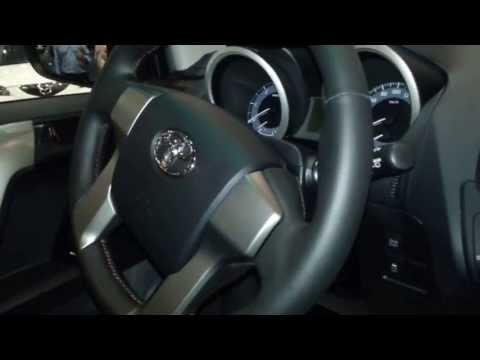 Interior Toyota Prado Tx Elegance 2014 Precio Caracteristicas para Colombia FULL HD
