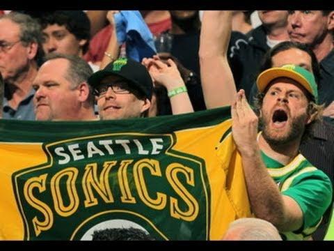 NO TEAM IS SAFE V - Sonicsgate in Denver   2011 Playoffs