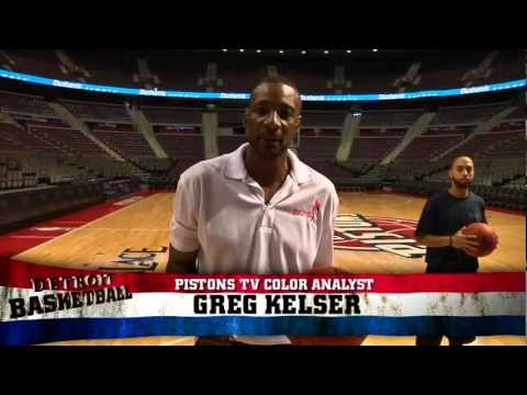 Get In The Game Basketball Tip with Greg Kelser - Daily Dozen (Dunham's Sports)