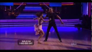 KELLY MONACO VAL FINAL FREESTYLE Dirty Dancing With The Stars GH General Hospital Sam Promo 11-26-12