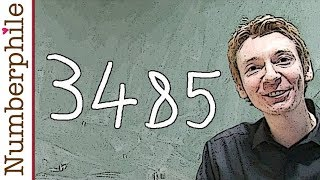 Number Trick - Numberphile