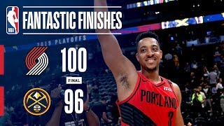 Fantastic Finish Settles Game 7! | May 12, 2019