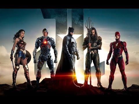 Фильмы DC 2017-го года.