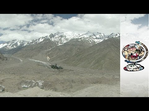 Indian army targets Pakistan