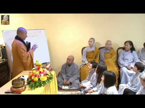Phật Pháp Căn Bản (Phần 3) - Các Pháp Hỗ Trợ