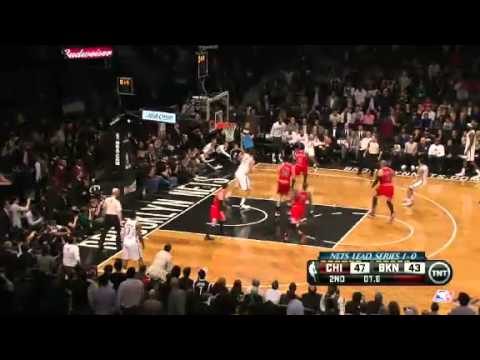 Chicago Bulls vs Brooklyn Nets Game 2 Playoff Highlights