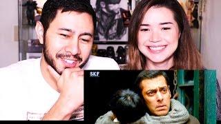 TUBELIGHT | SALMAN KHAN | Trailer Reaction & Discussion