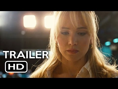 Joy Official Trailer #2 (2015) Jennifer Lawrence, Bradley Cooper Drama Movie HD