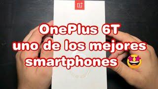 OnePlus 6T Unboxing en Español