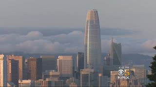 SALESFORCE:  San Francisco prepares for the official opening of the Salesforce Tower