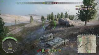 WoT Console (Xbox One) - T37 - 2.6k Dmg - 3rd Mark of Excellence