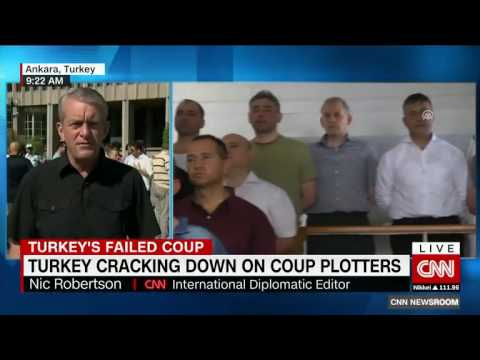 Turkey coup attempt: Over 6,000 held