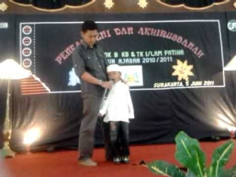Al Mulk Yusuf Mansyur Vs Adit-02.mp4 video