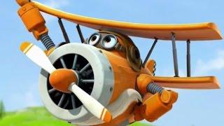 Супер Крылья: Джетт и его друзья - 10 серия | Мультик про самолеты и вертолеты на русском