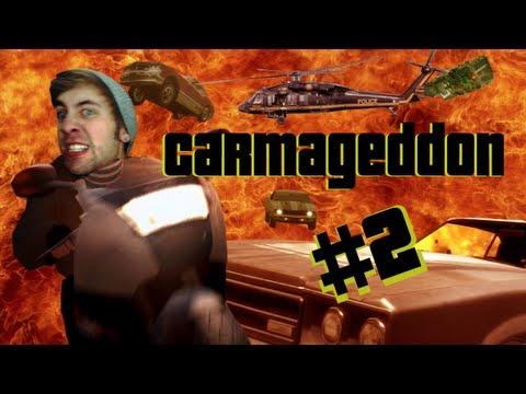 GTA IV: CARMAGEDDON! #2 Helicopter Mishap