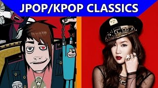Download Lagu KPOP VS JPOP - Classics ( 2001 - 2013 ) Gratis STAFABAND