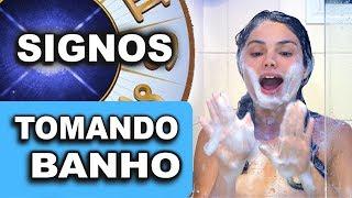 SIGNOS NO BANHO