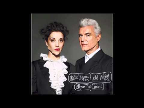 David Byrne &amp; St. Vincent - &#039;Who&#039; // Lyrics [HD]