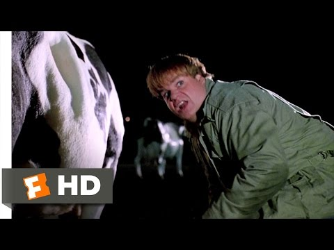 Tommy Boy (1/10) Movie CLIP - Cow Tipping (1995) HD