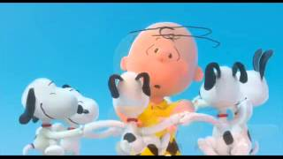 Peanuts   Teaser Trailer [HD]   FOX Family