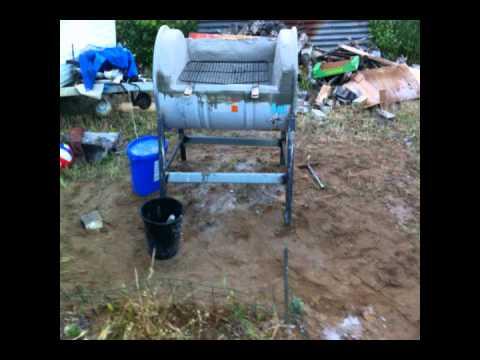 Fabriquer un barbecue pour pas cher et peu de materiel - Construire son dressing soi meme ...