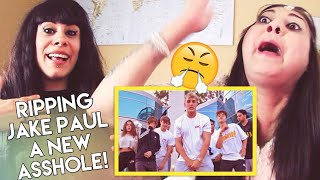 RIPPING JAKE PAUL & TEAM 10 A NEW ASSHOLE! | 'It's Everyday Bro' & 'I Love You Bro' +More (REACTION)