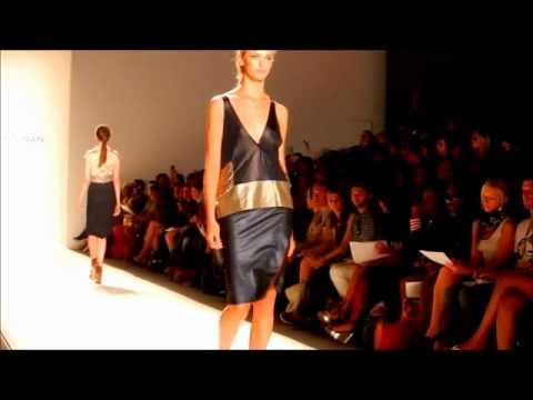 Son Jung Wan (손정완) - Spring 2012 New York Fashion Week - Meniscus Magazine