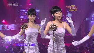 원더걸스 Wonder Girls - Nobody KBS2