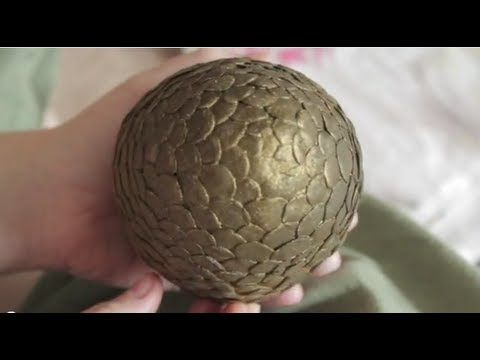 Tutorial Props: Dragon Egg