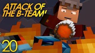 Minecraft: PRANKING MINECRAFTUNIVERSE! Attack Of The B-Team Modded Survival (20)