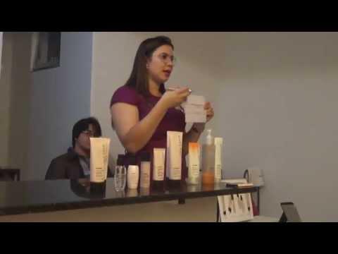 Dicas para sessão de Cuidados com a Pele Mary kay por Juliana Miranda