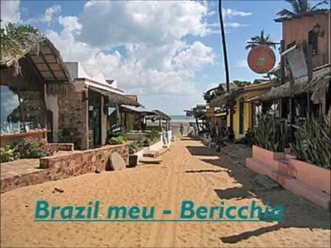 Brazil meu - Bericchia - (Electro Latin Dance version) Radio edit