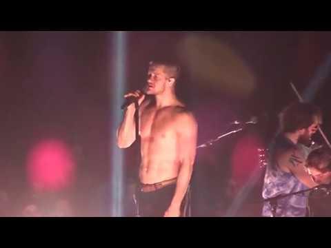 Imagine Dragons - Bleeding Out Live 2018 Stockholm, Sweden