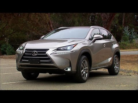 Car Tech - 2015 Lexus NX 200t