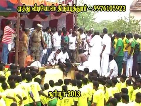 Jallikattu 2013 Suriyur 1 video