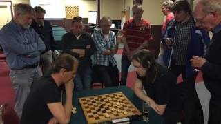 2017 Draughts Blitz Final @ Haarlemse Dam Club since 1907