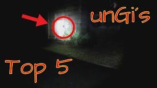 👻 Geister auf Kamera aufgenommen ~ Top 5 # Folge 7