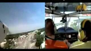 Pilot Does Emergency Highway Landing Like A Boss   Free Funny Videos Download
