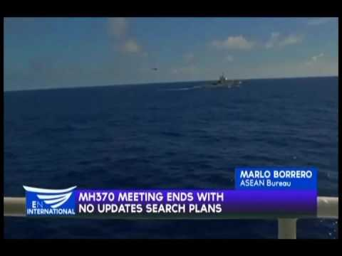 MH370 meeting ends with no updates on search plans