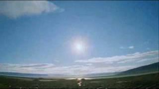 Arctic Midnight Sun