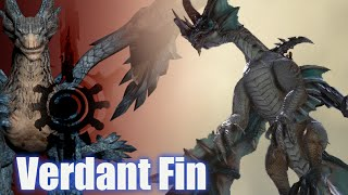 Verdant Fin - Video of Capture- Dragon