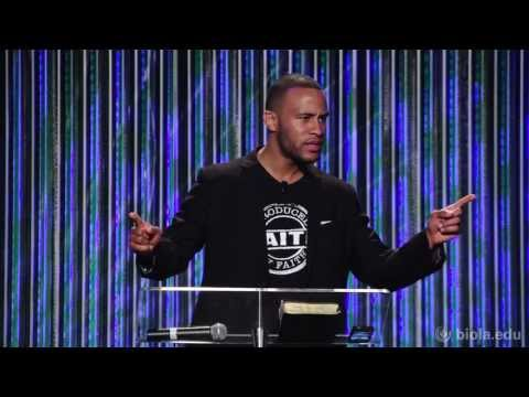 DeVon Franklin: Stories That Impact the World - Biola Media Conference 2012