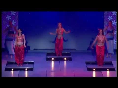 K3 - Dansen Op De Dansvloer (De Wereld Rond)