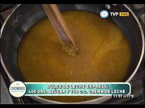 Hoy es el Día Internacional del Dulce de Leche